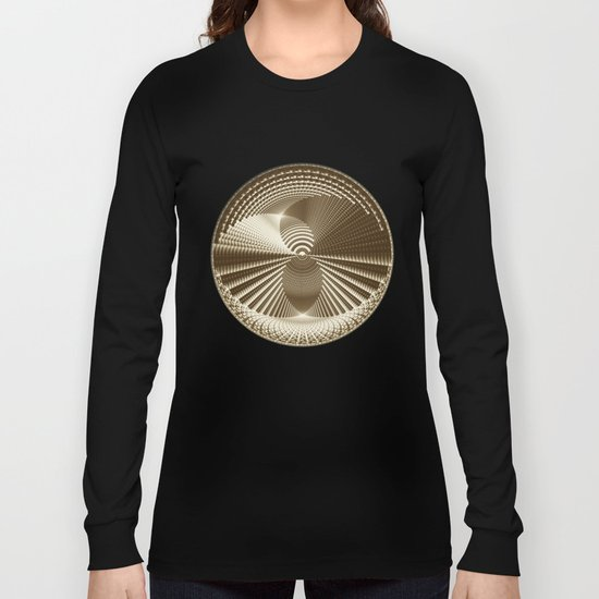 Staircase Maze Long Sleeve T-shirt