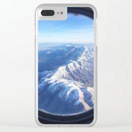 Skywindows Ridgeline Clear iPhone Case