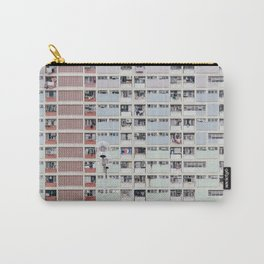 Pastel Facade Carry-All Pouch