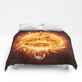The Sun (Young Star) Comforters