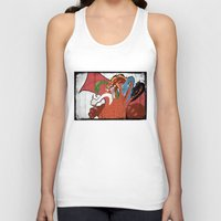 dungeons and dragons Tank Tops featuring DUNGEONS & DRAGONS - TIAMAT by Zorio