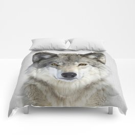 Wolf 2 - Colorful Comforters