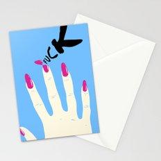 Nail Drama Stationery Cards