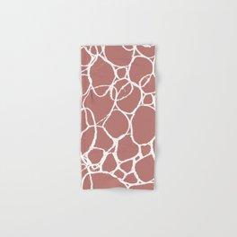 Textural Swirl Hand & Bath Towel