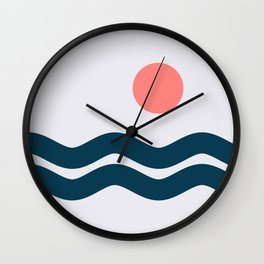 Nautical 06 No.1 Wall Clock