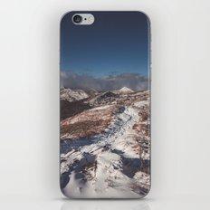 Halicz iPhone & iPod Skin