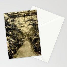 Corridor at Mr. W. Bulls Nursery, Chelsea. July 27, 1895 Stationery Cards