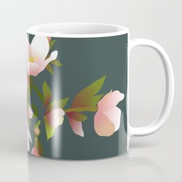 Pink Buds Coffee Mug