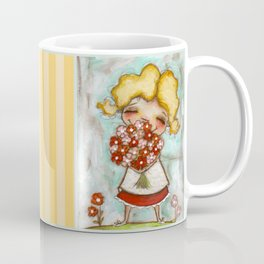 Smells like Spring - by Diane Duda Coffee Mug