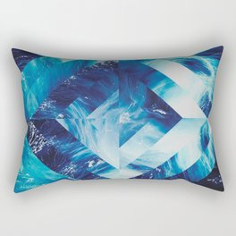 Spatial #1 Rectangular Pillow