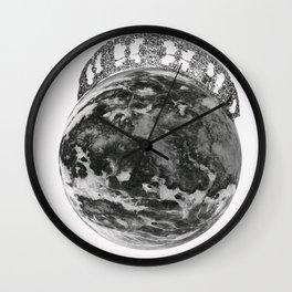 Queen Luna  Wall Clock