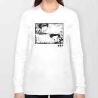 akira Long Sleeve T-shirts featuring Akira! by Demonigote