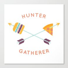 Hunter Gatherer Canvas Print