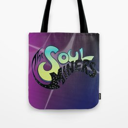 The Soul Miners logo collection Tote Bag