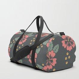 Flowers Duffle Bag