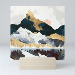 Winters Day Mini Art Print