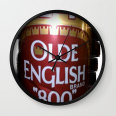 more beer Wall Clock