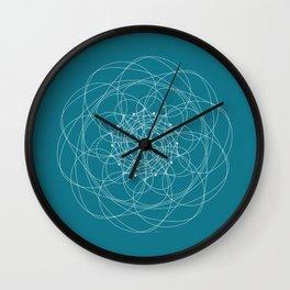 Ornament – Morphing Blossom Wall Clock