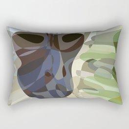 The Peaker Rectangular Pillow