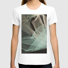 Abstract veil background T-shirt