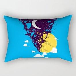 The Break of Day Rectangular Pillow