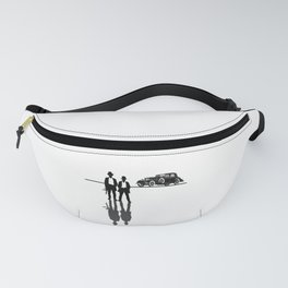 Roaring 20s Gangster Mob Mafia 1920s Gift Fanny Pack