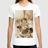 paris T-shirts featuring Paris by Rose Etiennette