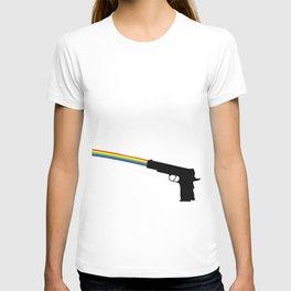 Shooting Rainbows T-shirt