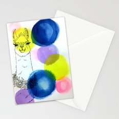 You're so llovable - llama Stationery Cards
