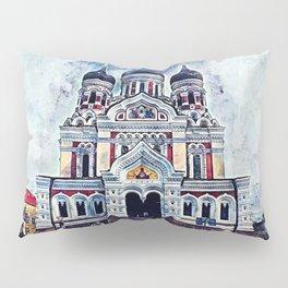 Alexander Nevsky Cathedral Tallinn Pillow Sham