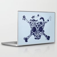 pirates Laptop & iPad Skins featuring Pirates Stuff by Oleg Milshtein