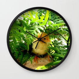 Chicklet Wall Clock