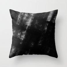 Black & White Abstract Series ~ 8 Throw Pillow