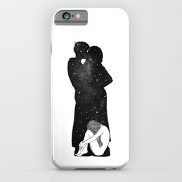 A memorable life. iPhone Case