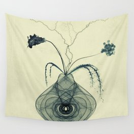 Madame rêve...... Wall Tapestry