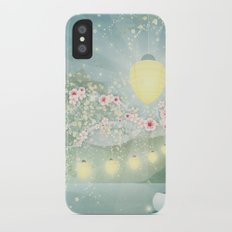 Secret Garden Slim Case iPhone X