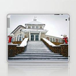 Church in the Snow Laptop & iPad Skin
