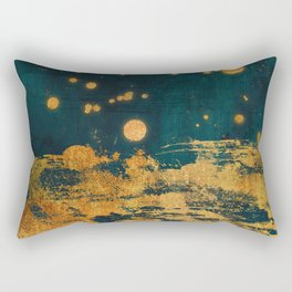 A Thousand Fireflies Rectangular Pillow