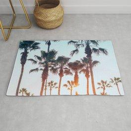 Venice Beach Palms Rug
