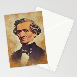 Hector Berlioz, Music Legend Stationery Cards