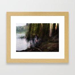 Other Side (2) Framed Art Print