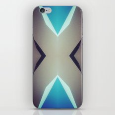 sym5 iPhone & iPod Skin
