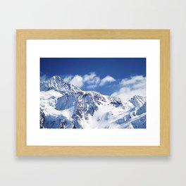 SHUKSAN Framed Art Print
