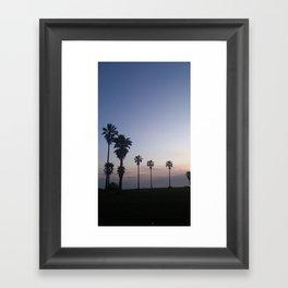La Rambla Framed Art Print