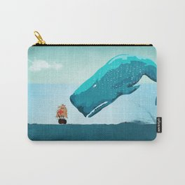 Whale Carry-All Pouch