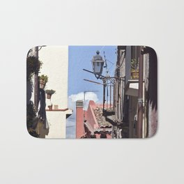 Sicilian Mountainvillage - Forza d'Agro Bath Mat
