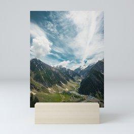 Mighty Himalayas Mini Art Print