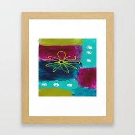 ORPHELIA TWO Framed Art Print