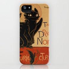 Le Dragon Noir iPhone (5, 5s) Slim Case