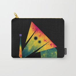 Elephant Exploring Space Carry-All Pouch